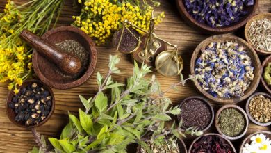 Photo of Natural Herbal Medicine